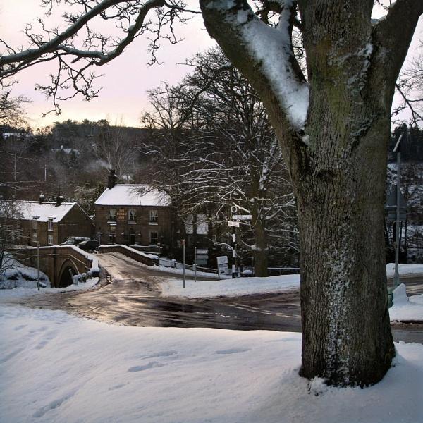 Lealholm winter by YorkshireSam