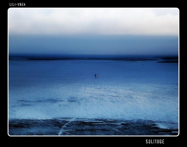 Solitude by LilyWren