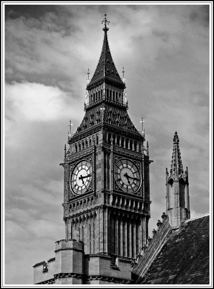 Big Ben by david hunt