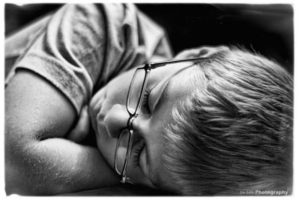 Sleeping by kerrang