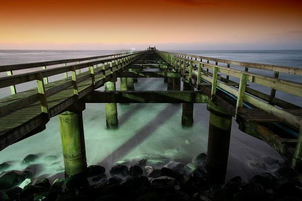 Swakopmund Pier by pgoodwill
