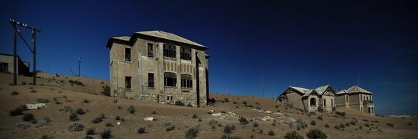 Kolmanskuppe Ghost Town by pgoodwill