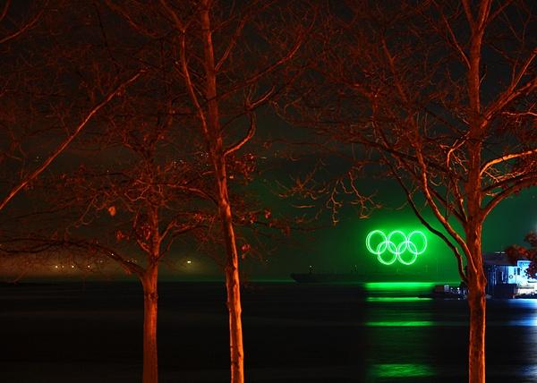 2010 Olympics by KathyR