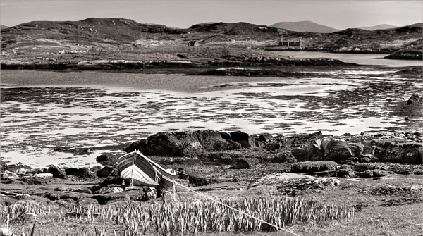 Isle of Lewis -Row Boat 04 by MikeA