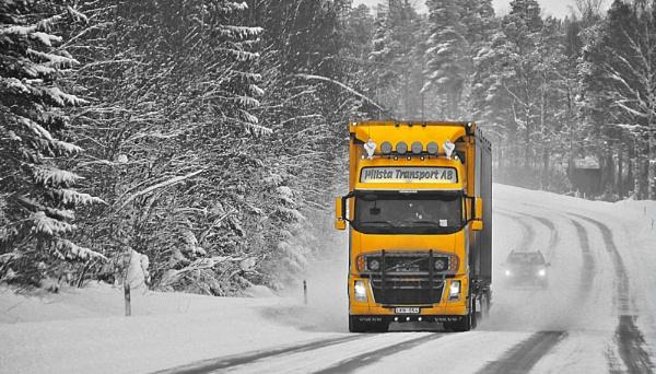 Sweden in Winter 6