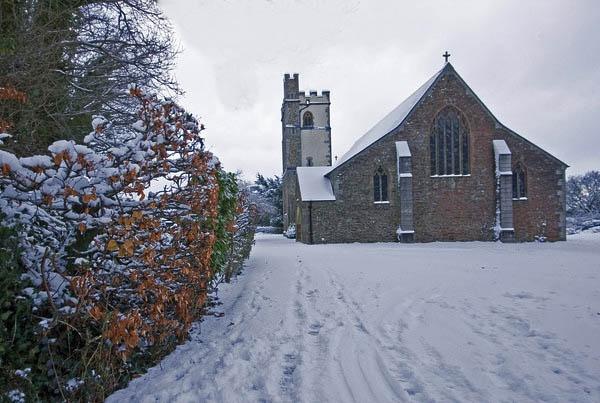 Yelverton Church Dartmoor by DianeFifield