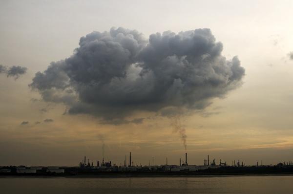 The Cloud by wheeldon