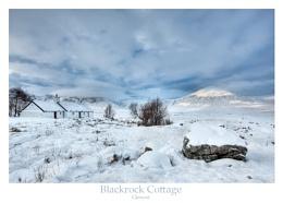 Blackrock in Winter