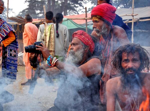 Camera Man by tuhin