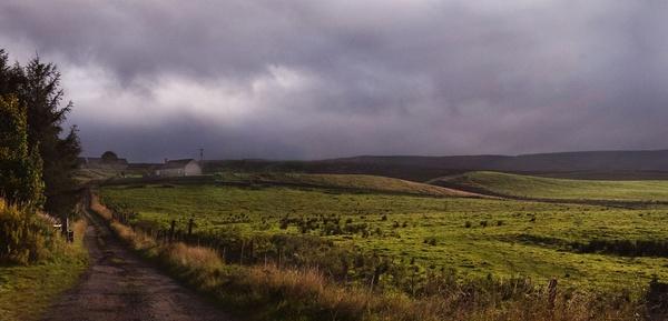 Stormy Farm by Ratcatcher
