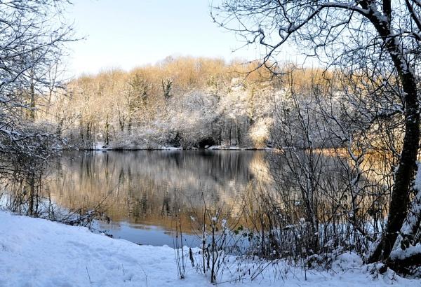 CHERINGTON LAKE #2 by JN_CHATELAIN_PHOTOGRAPHY