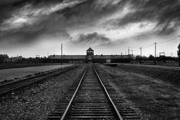 Auschwitz-Birkenau by Bradfleet12