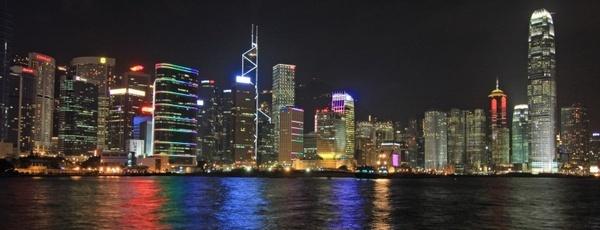 HongKong by DaveCole