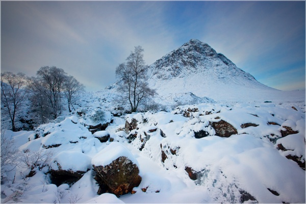 Winter Buachaille by Sconz