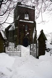 Flash Chapel, Derbyshire