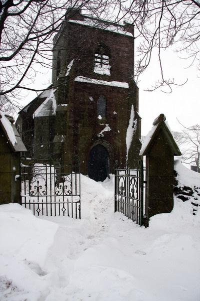 Flash Chapel, Derbyshire by adobedon