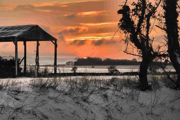 Wiltshire Winter by petemasty