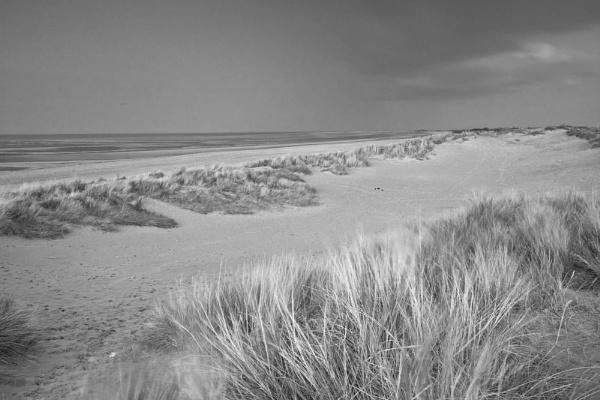 Old Hunstanton Beach by cmf