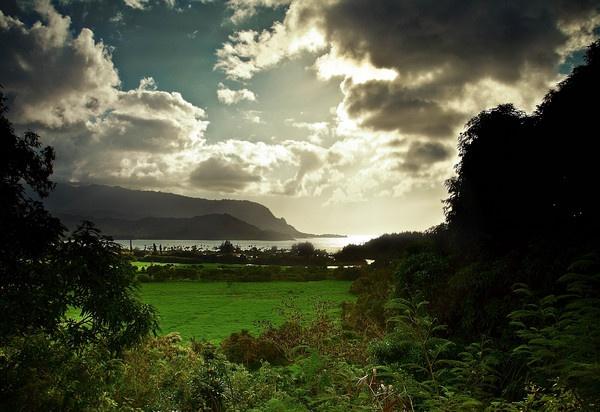 Halanie Bay (Overlook) by nturin
