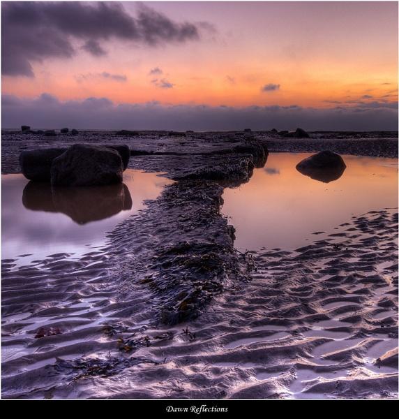 Dawn Reflections by DaveMead