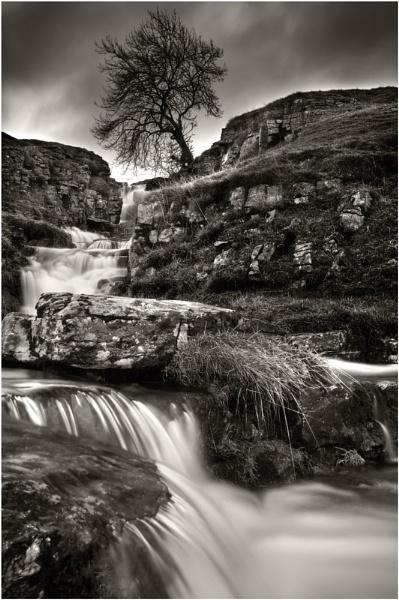 Waterfall by iansnowdon