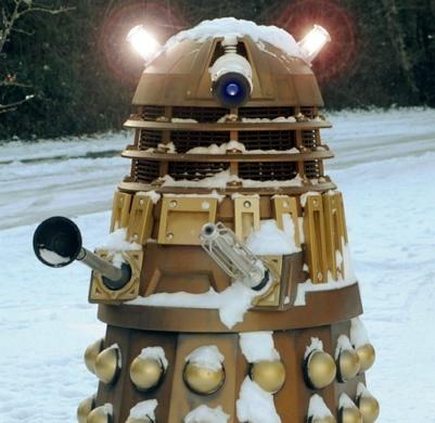 Ex-snow-minate? by ChrisBalcombe
