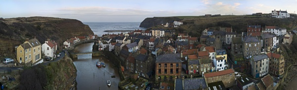 Staithes - Never say never by YorkshireSam