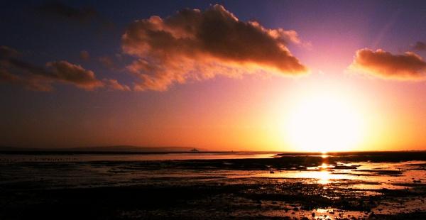 Sunset by OliPackwood