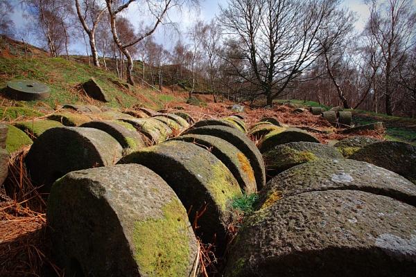 Millstones by markharrop