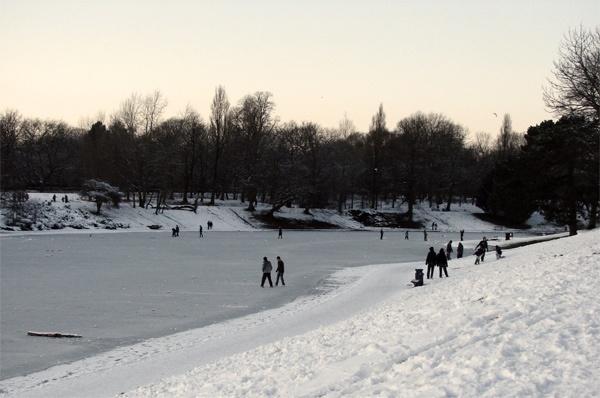 Sefton Park by ChunkyButFunky