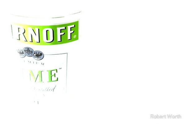 Vodka Label by RobW