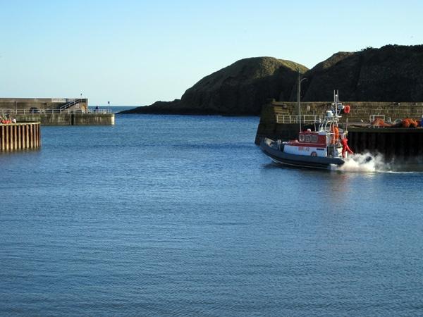 Leaving Harbour by Redbull