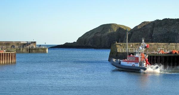 Leaving Port by Redbull
