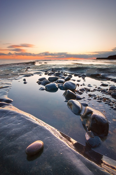 Kimmeridge Bay - Jurassic Light