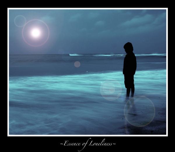 Essence of Loneliness by Stevebishop