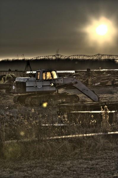 Mississippi Machinery by kezeka