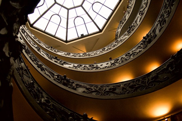 Staircase by Woodlander