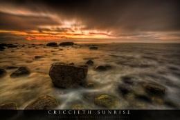 Criccieth Sunrise