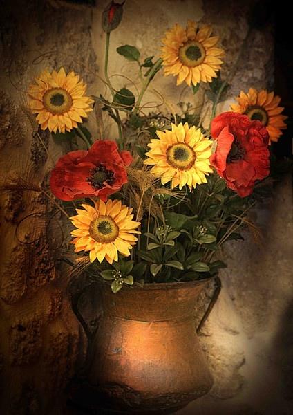 Italian flowers by shooter632