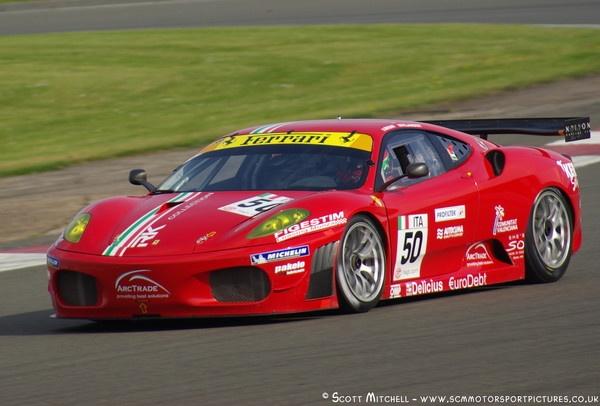 Ferrari F430 by motorsportpictures