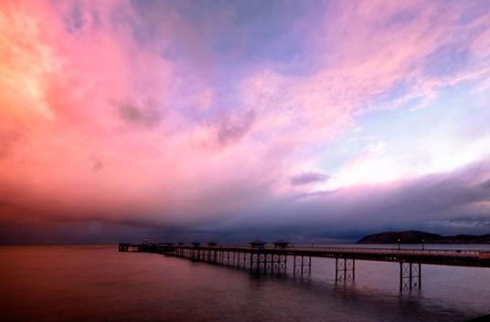 The pier by cassiecat