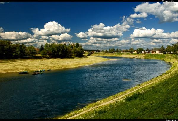 Kupa River by zoki