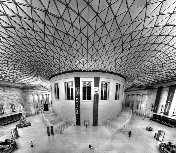 British Museum by auroraepc