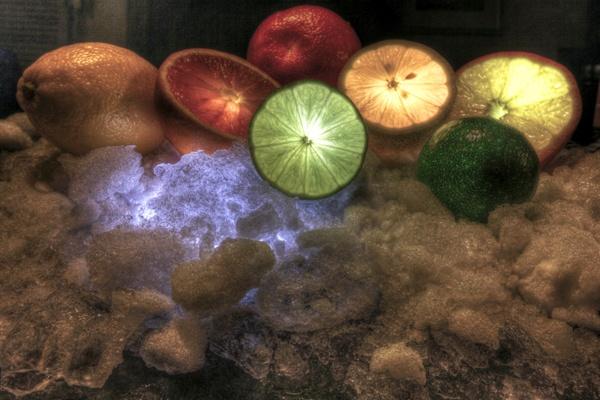 Electric Fruit by auroraepc