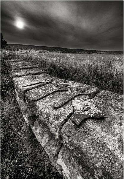 Beyond The Church Wall by iansnowdon