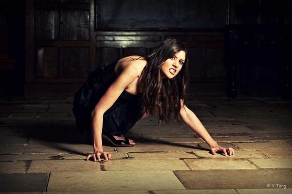 Dangerous Model - Laura by duratorque