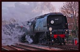 SR BB Class 4-6-2 No 34067