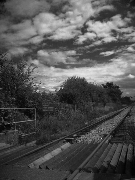 A Railway Crossing by lev93