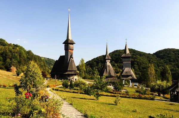 Barsana Monastery by ironoctav