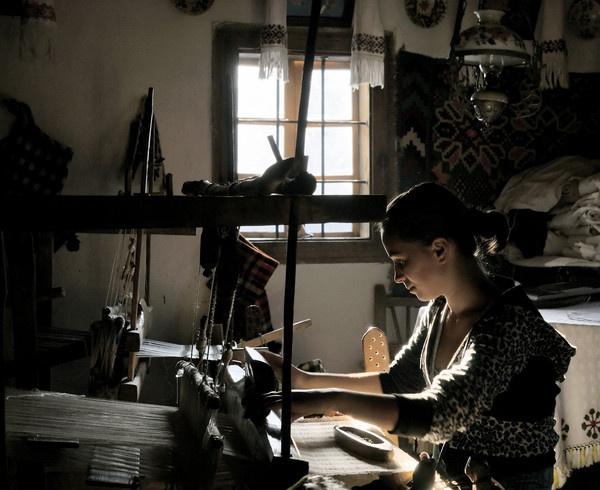 Old handicraft by ironoctav